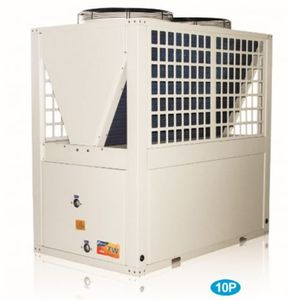 10P空气能泳池恒温机组(可定制10P-25P泳池恒温机组)