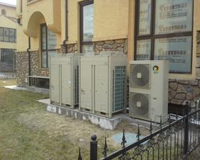 中央空调工程案例5