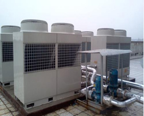 中央空调工程案例4
