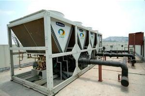 中央空调风冷室外机-一体化降温方案-工厂直供-厂家电话0757-86898098