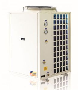 5P空气能直热式机组