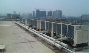 风冷室外机厂家-中央空调风冷模块机组-电话0757-86898098