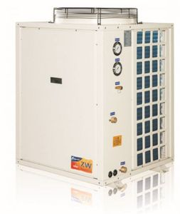 3P-常温空气能热泵机组(南方机)(可定制3P,5P,10P,15P,20P,25P)