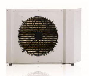 3P-侧出风分体低温空气能热泵机组(制冷+地暖)