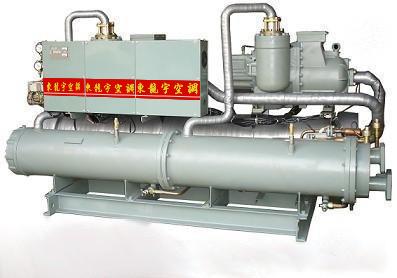 中央空调厂家直供螺杆机组-价格优惠-热线电话0757-86898098